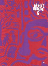 Prix de la BD Alternative - Dérive Urbaine 6