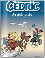 Album de Cédric