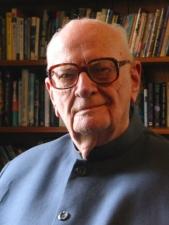 L'auteur et inventeur Arthur C. Clarke