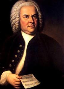 Portrait de Jean-Sébastien Bach