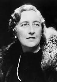 L'anglaise Agatha Christie