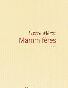 Pierre Mérot Mammifères