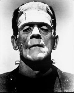 Le célèbre Frankenstein