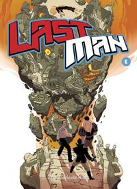 Prix de la série pour Last Man