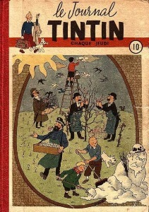 Journal de Tintin