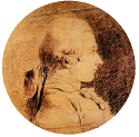 Portrait du Marquis de Sade