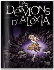 Les démons d'Alexia de type fantastique