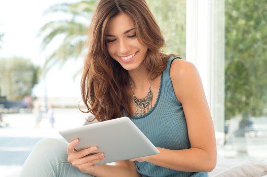 Lire des ebooks sur tablette