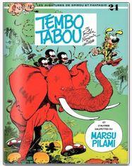 Spirou et Fantasio, une BD de type aventure