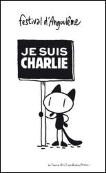 Je suis Charlie par Le Festival d'Angoulême