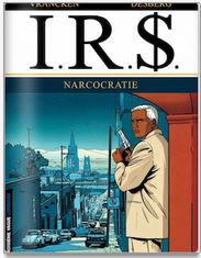 Suivez les enquêtes de l'agent de IRS Lary Max