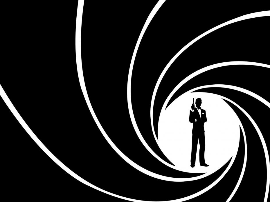 James Bond, le célèbre agent secret