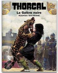 Thorgal et ses albums d'aventures fantasy