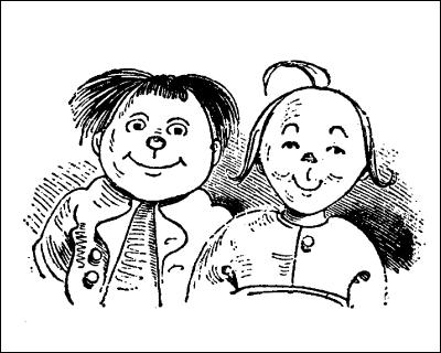 Max und Moritz de Busch