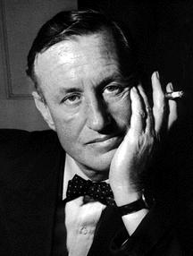 Ian Fleming, l'auteur et créateur de James Bond